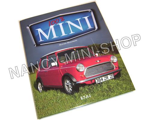 livre 100 mini book71 pi ces austin mini cooper nancy mini shop. Black Bedroom Furniture Sets. Home Design Ideas