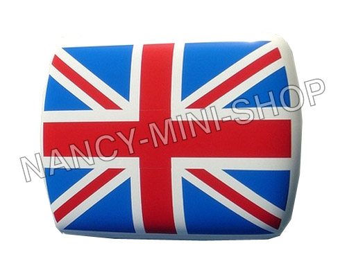 autocollant de toit union jack nms1954 pi ces austin mini cooper nancy mini shop. Black Bedroom Furniture Sets. Home Design Ideas