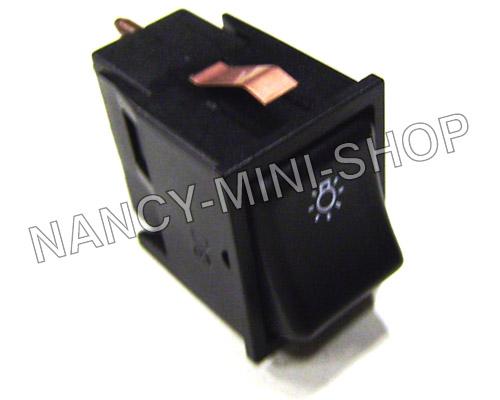 interrupteur clairage 1976 1996 nms1742 pi ces austin mini cooper nancy mini shop. Black Bedroom Furniture Sets. Home Design Ideas